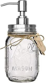 Best soap dispenser for mason jar Reviews