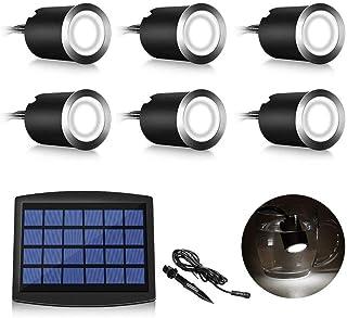 Lång batteritid RGB sol simbassäng lampa utomhus landskap spotlight LED IP65 vattentät belysning arbetstid 16 timmar lämpl...