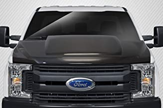 Carbon Creations Replacement for 2017-2020 Ford Super Duty F250 F350 F450 Cowl Hood - 1 Piece