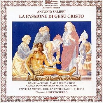Salieri: La passione di Gesu Cristo