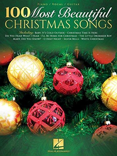 100 Most Beautiful Christmas Songs (English Edition)