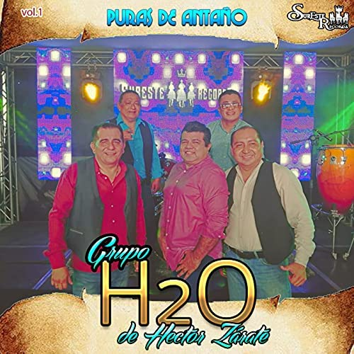 Grupo H2O De Hector Zarate
