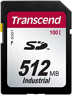 Transcend 業務用/産業用 組込向け SDカード 512MB 温度拡張品 SLC NAND採用 高耐久 2年保証 TS512MSD100I
