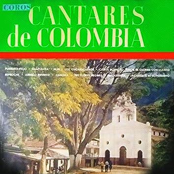 Coros Cantares de Colombia, Vol. II