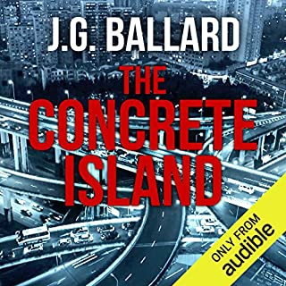 The Concrete Island audiobook cover art
