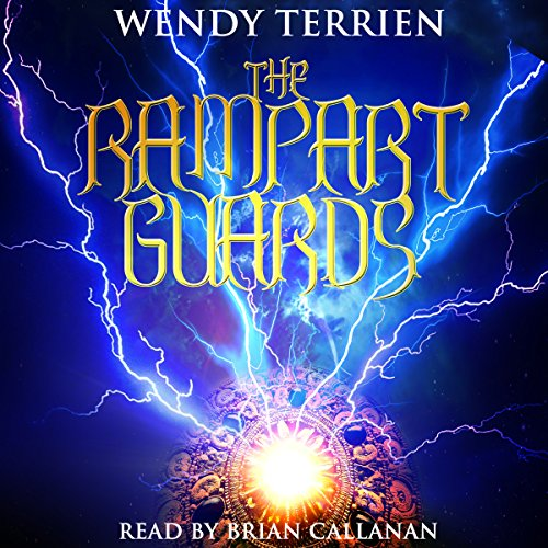 The Rampart Guards audiobook cover art