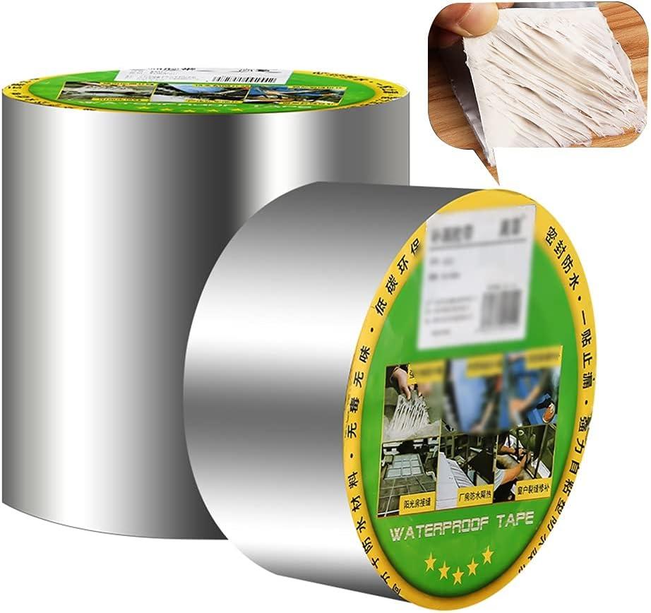 Max 63% OFF BBGS Butyl Tape Waterproof Strong Adhesive Max 88% OFF Aluminium Roof