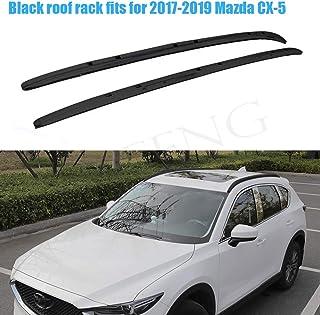 LAFENG - Barras de Techo para Mazda CX-5 2017-2019, 2 Unidades