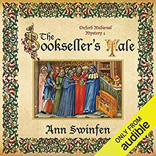 The Bookseller's Tale audiobook cover art
