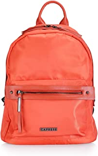 Caprese Aniston Women's Backpack (Orange)