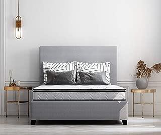 Ashley Furniture Signature Design - 10 Inch Bonnell Pillow Top Mattress - California King Size - White