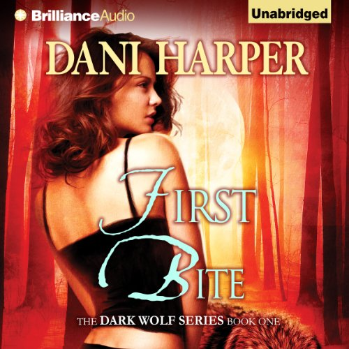 First Bite     The Dark Wolf, Book 1               By:                                                                                                                                 Dani Harper                               Narrated by:                                                                                                                                 Veronica Muench                      Length: 8 hrs and 42 mins     158 ratings     Overall 3.9