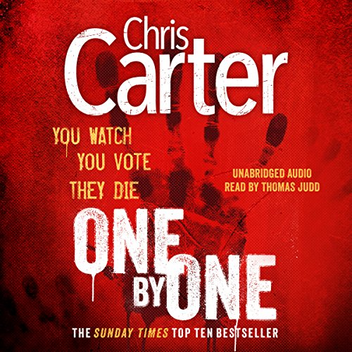 One by One audiobook cover art