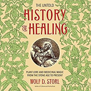 The Untold History of Healing cover art