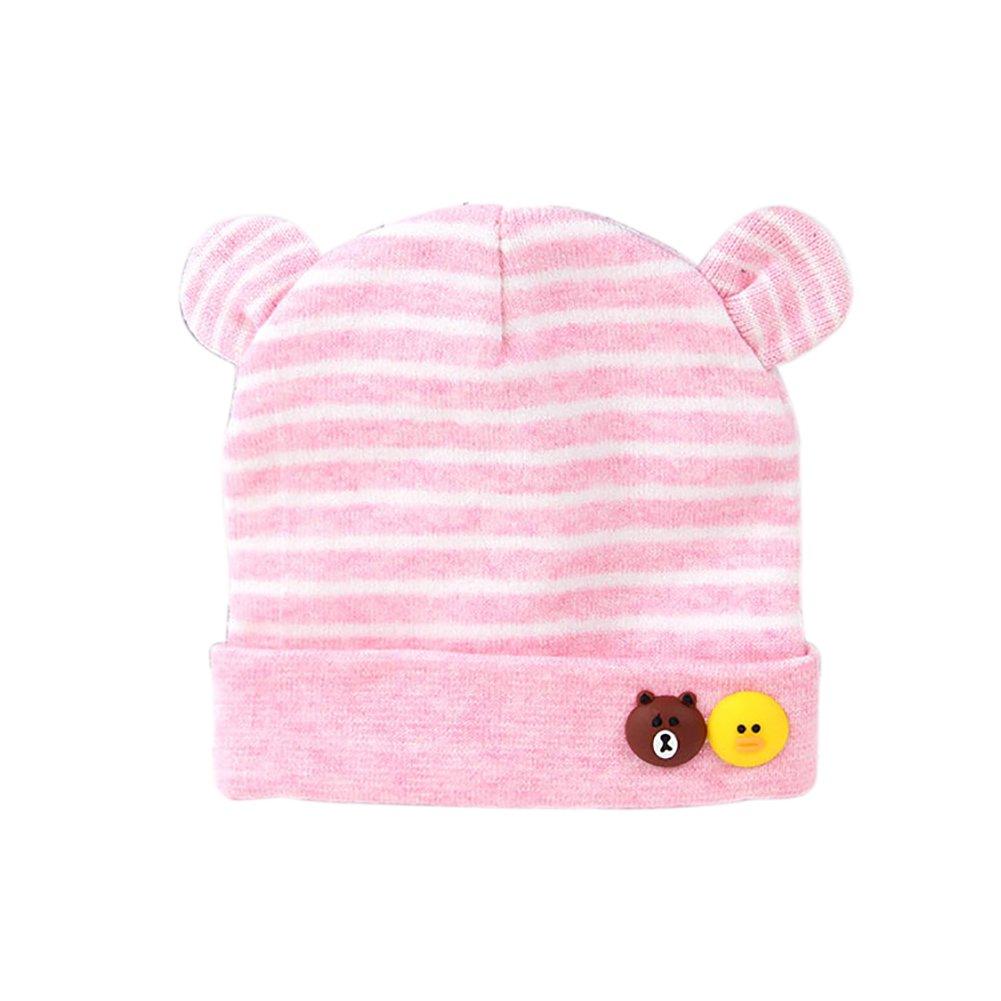 Scrox Linda Gorras para bebé Nuevo bebé recién Nacido Sombreros de algodón Cálido otoño Invierno recién Nacido Sombrero del otoño y del Invierno del bebé (Gris): Amazon.es: Hogar
