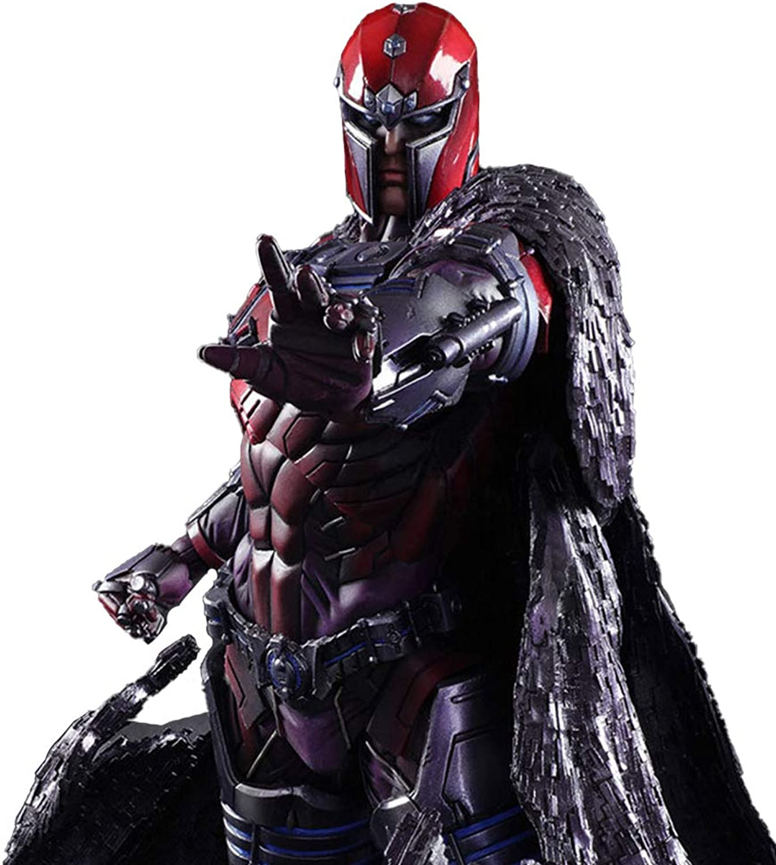 X-Men Marvel Character modello Magneto azione cifra Giocattoli per Bambini cifra Giocattoli 27cm