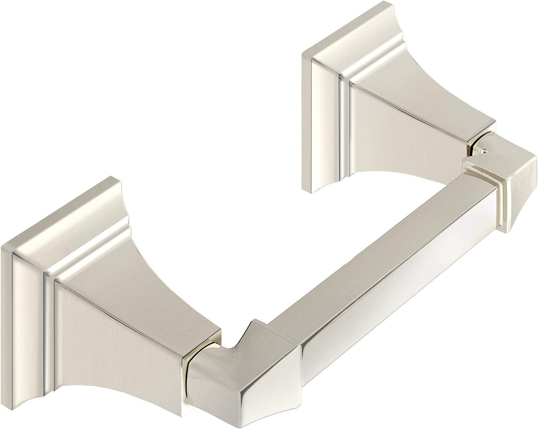 American Standard 7455230.013 TS Series Toilet Paper Holder, Polished Nickel