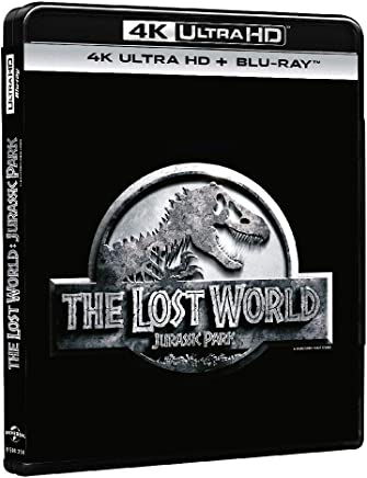 El Mundo Perdido: Jurassic Park 4K [Blu-ray]