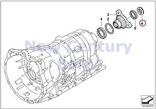 BMW Genuine Individual Transmission Parts Collar Nut M27X1.5 525i 530i 545i 550i 528i 535i 550i 645Ci 650i 650i 645Ci 650i 650i 745i 750i 760i ALPINA B7 745Li 750Li 760Li 128i 135i Z4 3.0i Z4 3.0si Z4