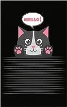 Hello Kitty Creative Typography Design - Poster