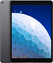Apple iPad Air (10.5-inch, Wi-Fi + Cellular, 64GB) - Space Gray (Latest Model)