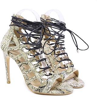 Con precio barato para obtener la mejor marca. XHH Sandalette Sandalen Frauen Fisch Lippen Lippen Lippen zapatos Cross Strap Rutschfeste High Heel Freizeit zapatos Frau  Sin impuestos
