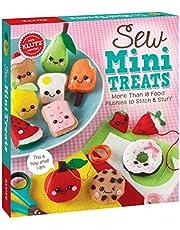 Sew Mini Treats: More Than 18 Food Plushies to Stitch and Stuff