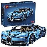 LEGO-Technic Bugatti Chiron Jeu Garçon et Fille 16 Ans et Plus, Jeu de Construction, 3599 Pièces 42083