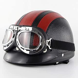Amazon.es: cascos de moto clasicos