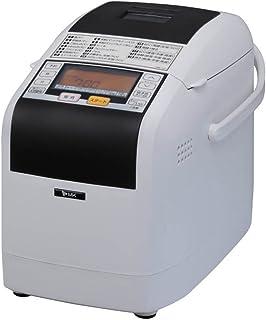 エムケー精工(MK精工) 自動ホームベーカリー 「ふっくらパン屋さん」 1斤/1.5斤選択 (米粉パン・天然酵母パン対応) 「残りごはんでパンがつくれる」 HBK-151