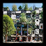 1art1 Friedensreich Hundertwasser - Kunsthaus Wien Poster