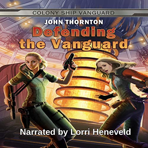 Defending the Vanguard Titelbild