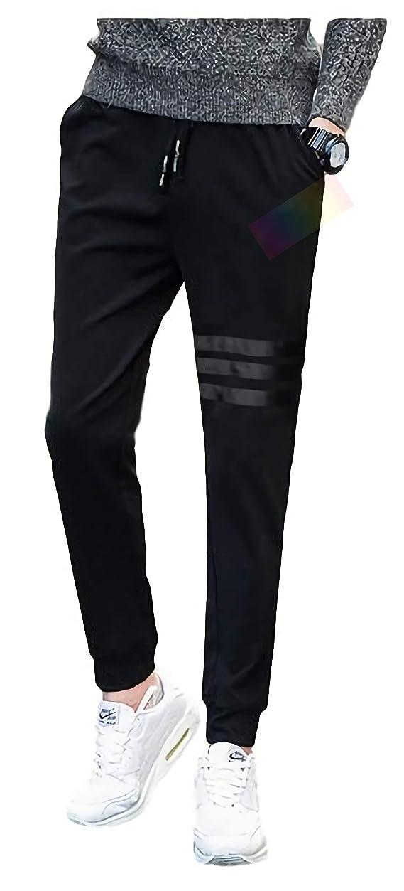 固執限定もろい[パリド] リラックス イージー ジョガー パンツ スポーツ カジュアル スポーティ メンズ S ~ 5XL