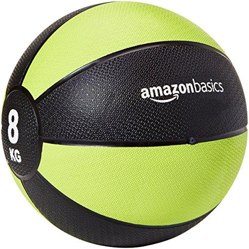 AmazonBasics - Balón medicinal, 8 kg