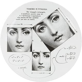 Fornasetti Tema e Variazioni Wall Plate - No. 183
