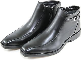 [ノースデイト] スノーブーツ -351- ビジネスブーツ ブラック
