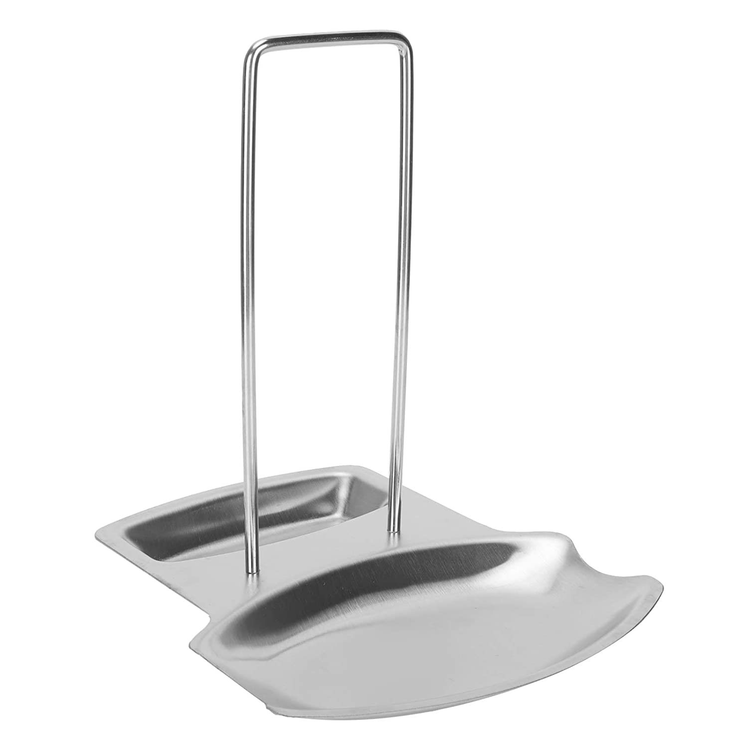 Pot Lid Rack Shelf No Need gift Holes NEW before selling ☆ Stainless Drilling Steel 304 P