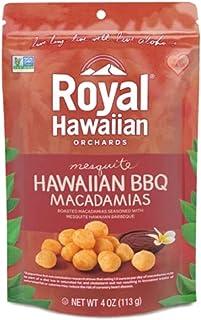 Royal Hawaiian Orchards Macadamias, Hawaiian BBQ, 4 Ounce