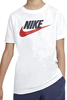 Nike boys B NSW TEE FUTURA ICON TD T-Shirt