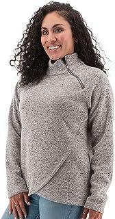 Aventura Women's Harlow Zip Neck top