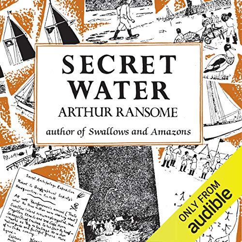 Secret Water cover art