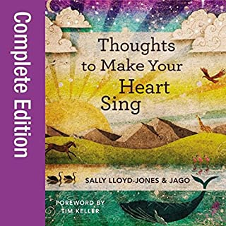 Thoughts to Make Your Heart Sing audiobook cover art