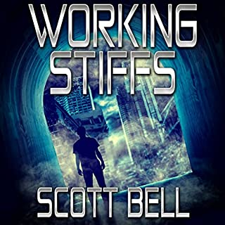 Working Stiffs audiobook cover art