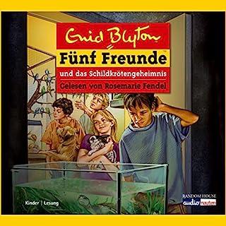 Fünf Freunde und das Schildkrötengeheimnis (Fünf Freunde 55) Titelbild