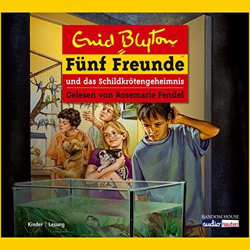 Fünf Freunde und das Schildkrötengeheimnis Titelbild