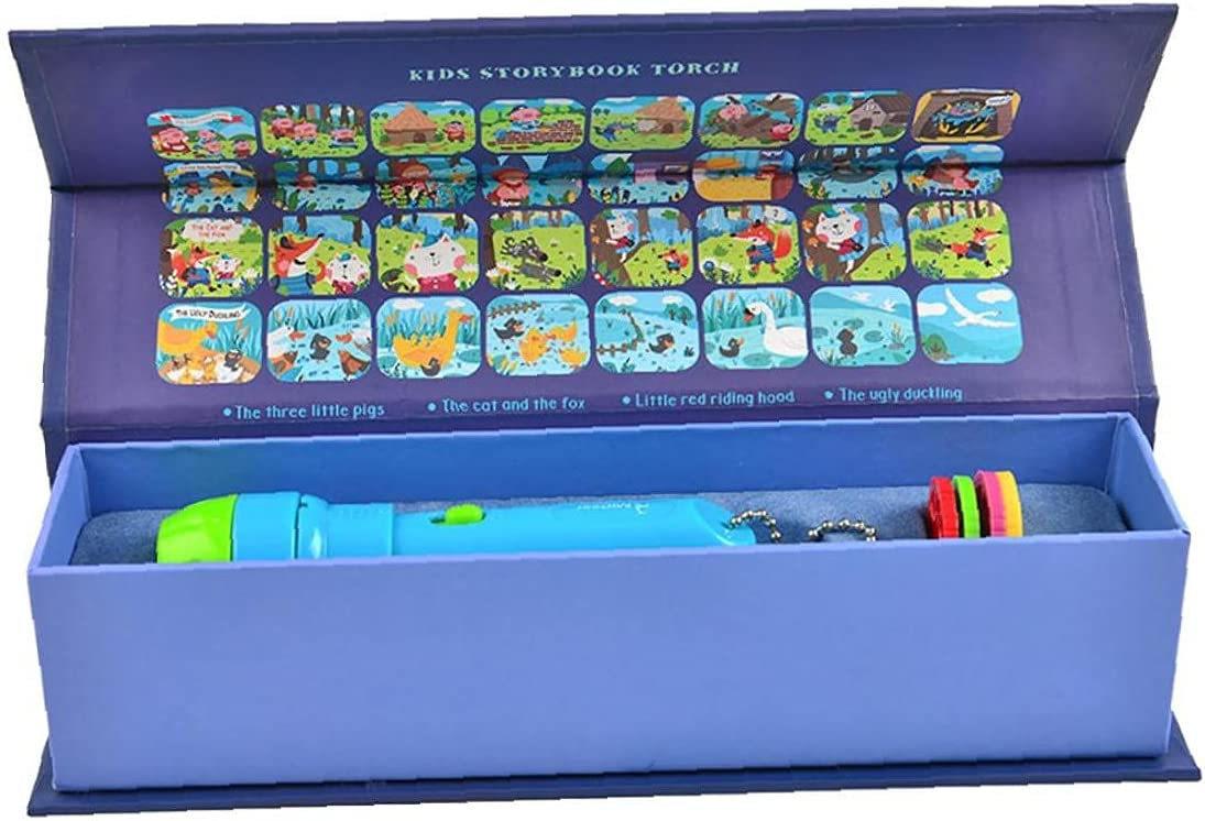 Baby Projector with 4 Fairy Tales Seasonal Wrap Introduction Photos favorite Every Have Story 8