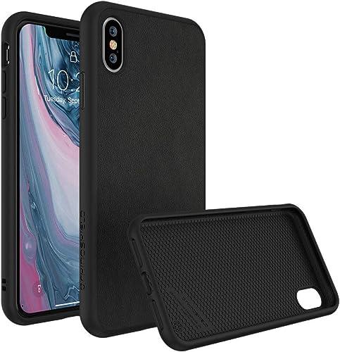 RhinoShield Coque Compatible avec [iPhone X] | SolidSuit - Housse Fine avec Technologie Absorption des Chocs & Finiti...