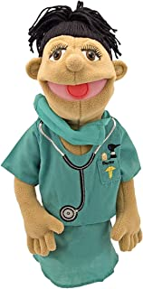 Melissa and Doug Doctor Puppet 2550 - Puppet and Puppet Theatre