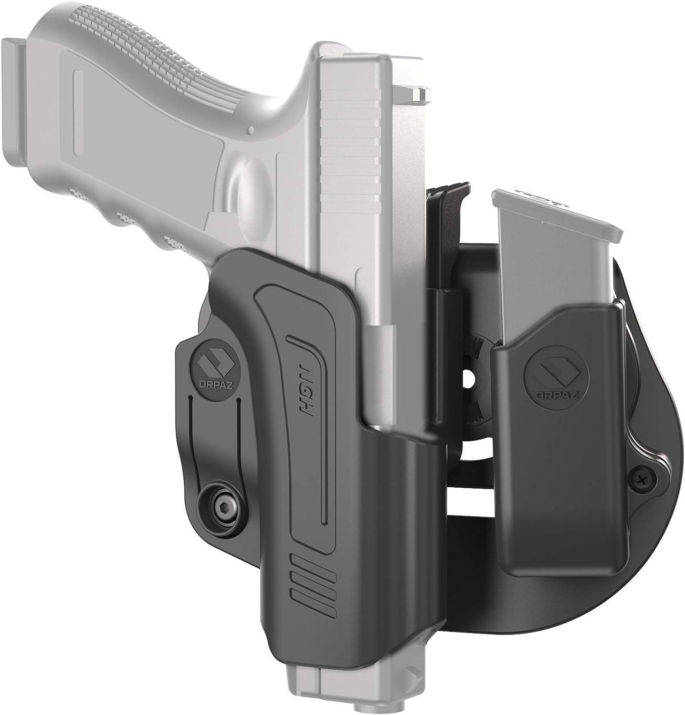 Orpaz Compatible with Glock ショップ 19 OWB G19 Holster Optics 新作販売
