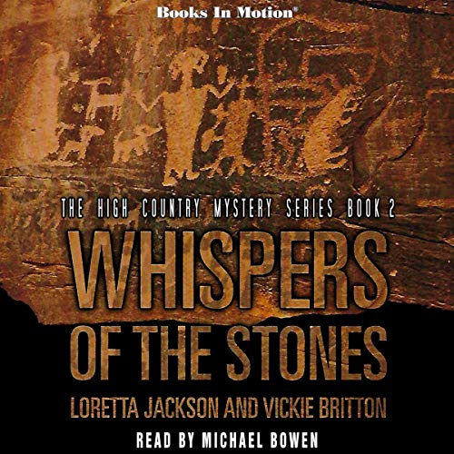 Whispers of the Stones audiobook cover art